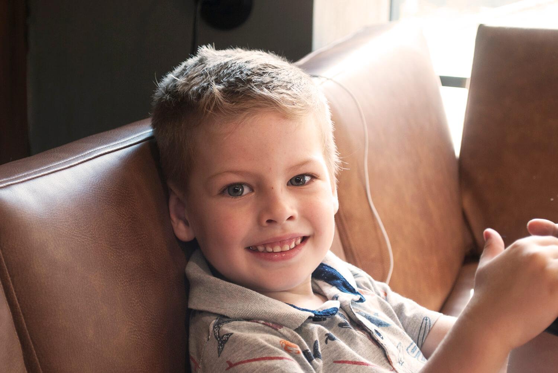 мужские стрижки - барбершоп фото - детские стрижки 19