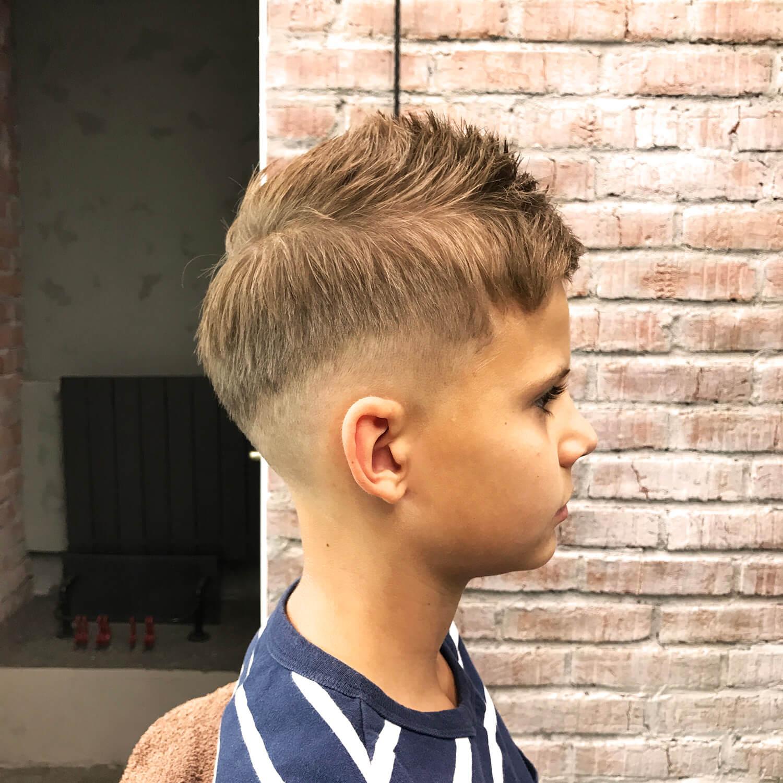 мужские стрижки - барбершоп фото - детские стрижки 1