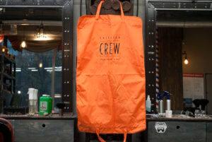 HeadShot барбершоп чехлы для одежды от American Crew