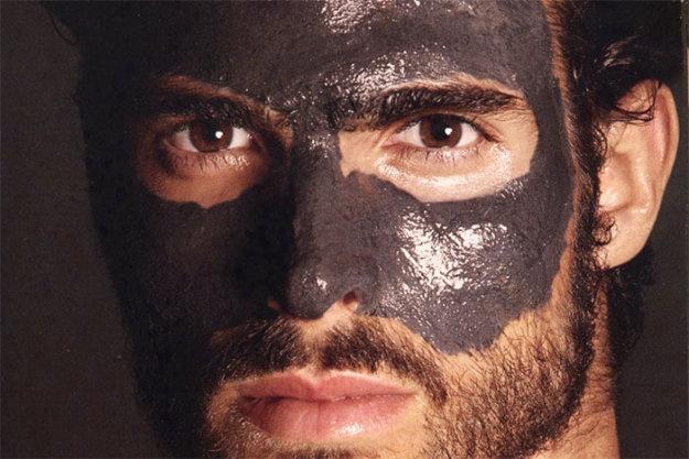 Очищающая черная маска для лица Headshot barbershop