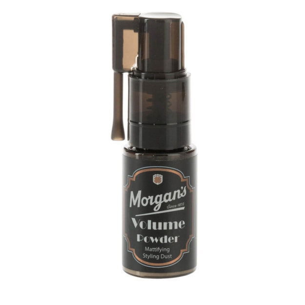 Morgan's Volume Powder (Великобритания) - Матирующая пудра для придания объема волосам 5 гр