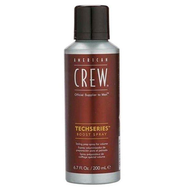 American Crew Boost Spray Techseries - Спрей для объема 200 мл