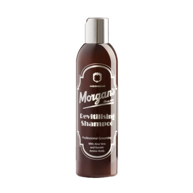 Morgan's Revitalising Shampoo (Великобритания) - Восстанавливающий шампунь 250 мл