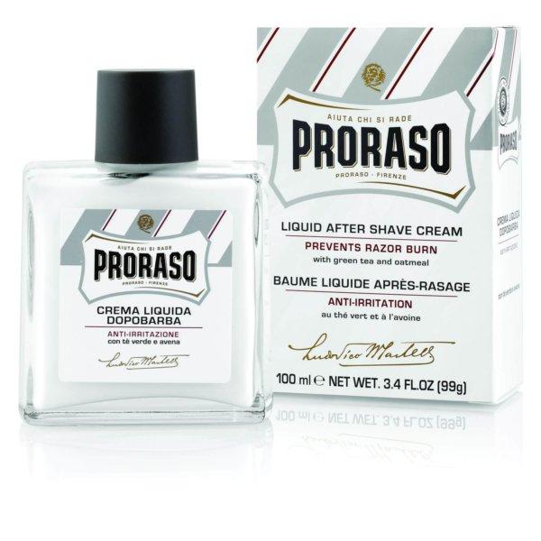 Proraso (Италия) - Бальзам После бритья Зелёный Чай и Овёс 100 мл