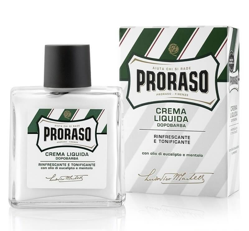 Proraso (Италия)- Бальзам После бритья Эвкалипт 100 мл