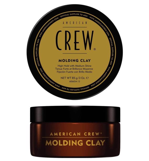 American Crew Classic Molding Clay - Формирующая глина для укладки волос 85 гр