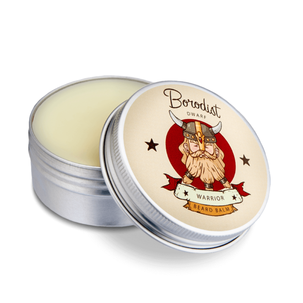 Borodist Beard Balm Warrior - Бальзам для бороды 30 гр