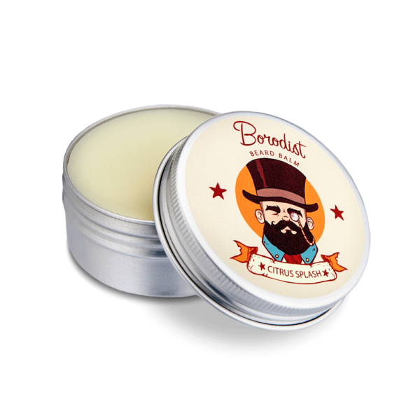 Borodist Citrus Splash Beard Balm - Бальзам для бороды 50 гр