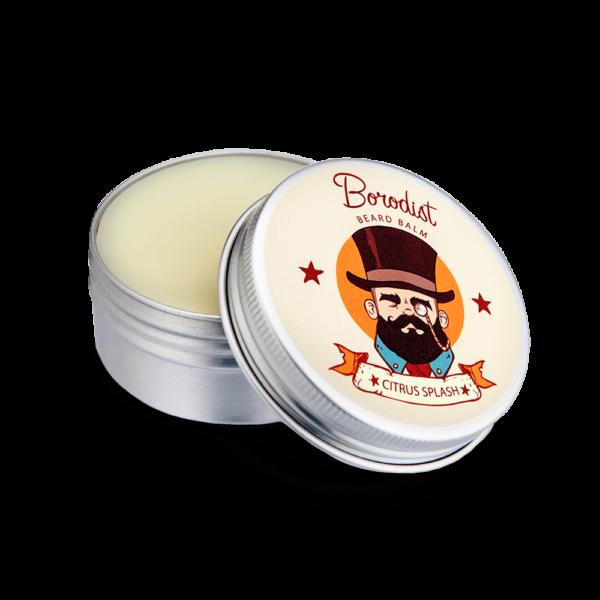 Borodist Citrus Splash Beard Balm - Бальзам для бороды 50 гр