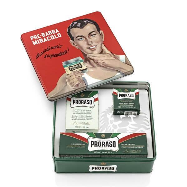 Proraso GINO Set (Италия) - Набор для бритья