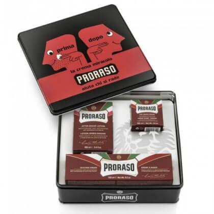 Proraso PRIMADOPO Set (Италия)- Набор для бритья