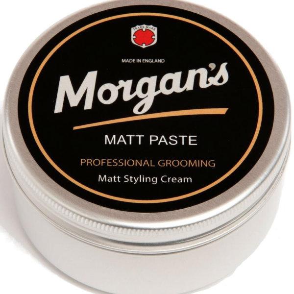 Morgan's Matt Paste (Великобритания) - Матовая паста для укладки волос 100 гр
