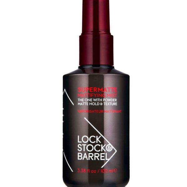 Lock Stock & Barrel SuperMatte - Спрей для объема и небрежных укладок 100 мл