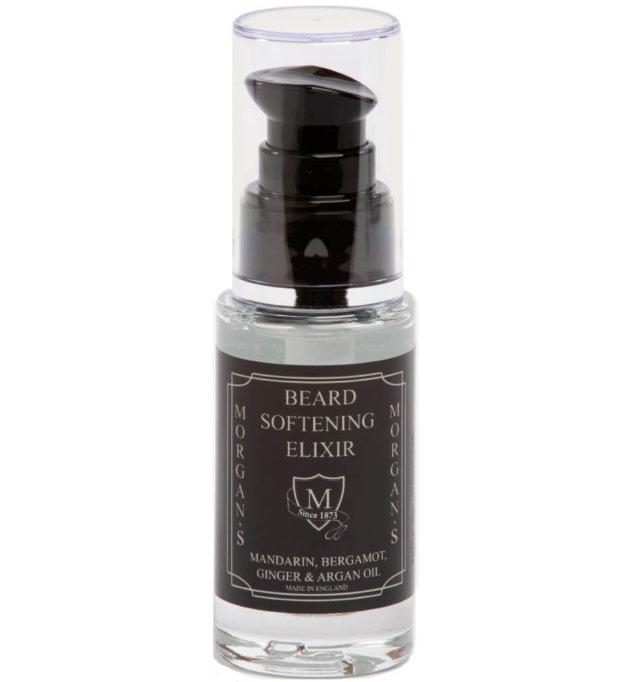 Morgan's Beard Softening Elixir (Великобритания) - Смягчающий эликсир для бороды 30 мл