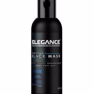Elegance Black Peel-Off Facial Mask - Черная очищающая маска для лица 120/250 мл