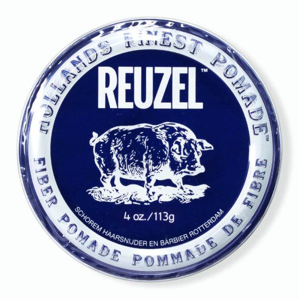 Reuzel Fiber Pomade (Нидерланды,США) - Матовая помада для укладки волос 35/113 гр