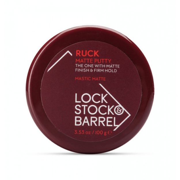 Lock Stock & Barrel Ruck Matte Putty - Матовая мастика для создания массы, 100 гр
