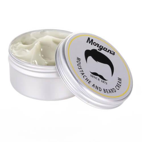 Morgan's Moustache & Beard Cream (Великобритания) - Крем для бороды и усов 75 мл