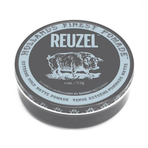 REUZEL EXTREME HOLD MATTE POMADE 35 Г/113 г