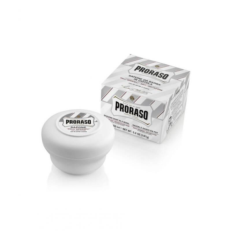 Proraso Италия - Мыло для бритья Зелёный Чай и Овёс 150 мл
